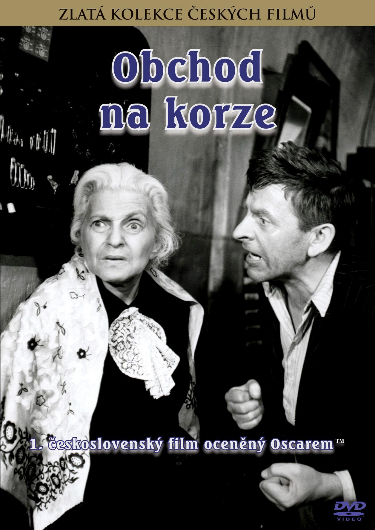 OBCHOD NA KORZE - DVD