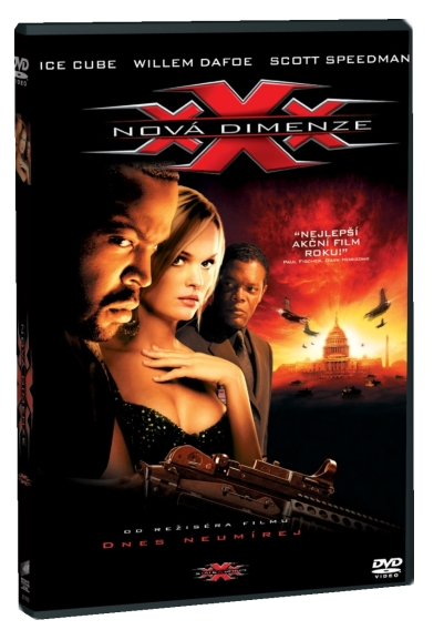 XXX: NOVÁ DIMENZE - DVD