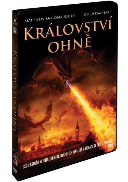 KRÁLOVSTVÍ OHNĚ - DVD