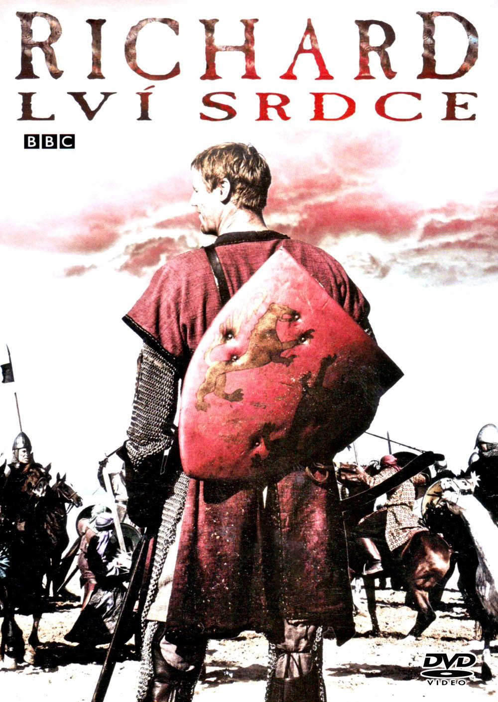 NESMRTELNÍ VÁLEČNÍCI: RICHARD LVÍ SRDCE - DVD