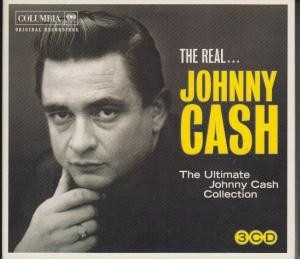 Johnny Cash - The Real - 3 CD