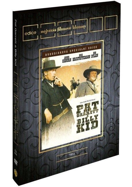PAT GARRETT A BILLY KID - DVD