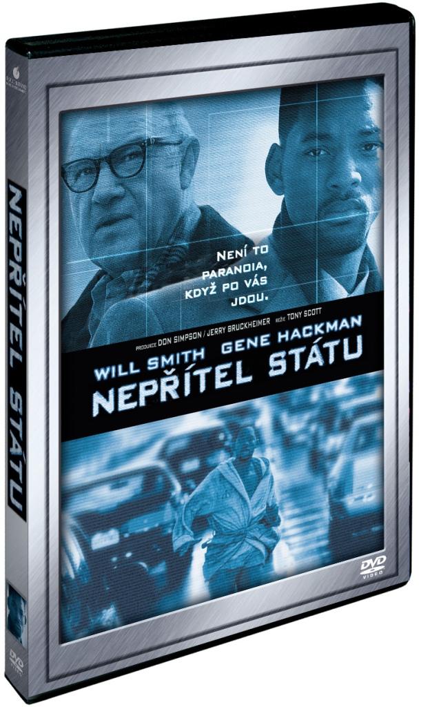 Nepřítel státu - DVD