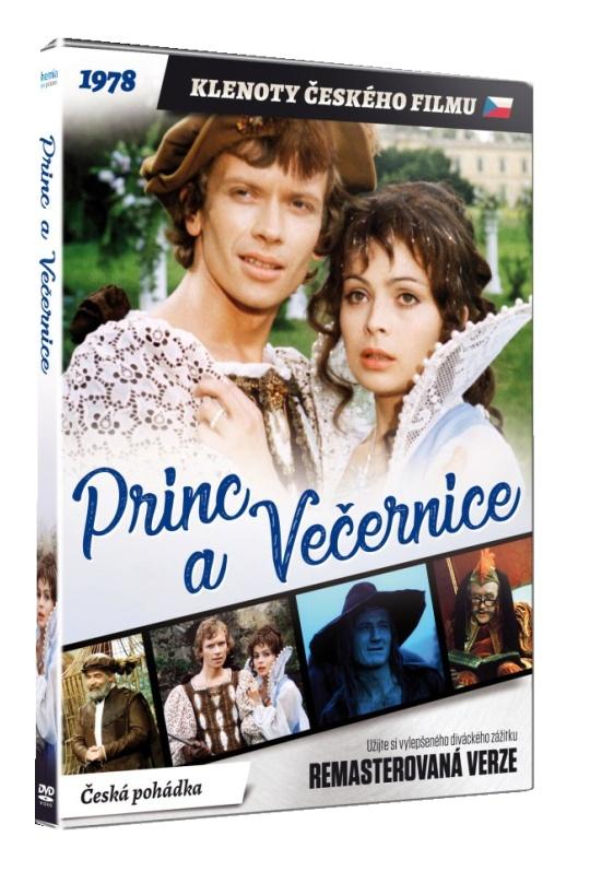 PRINC A VEČERNICE (Remasterovaná verze) - DVD