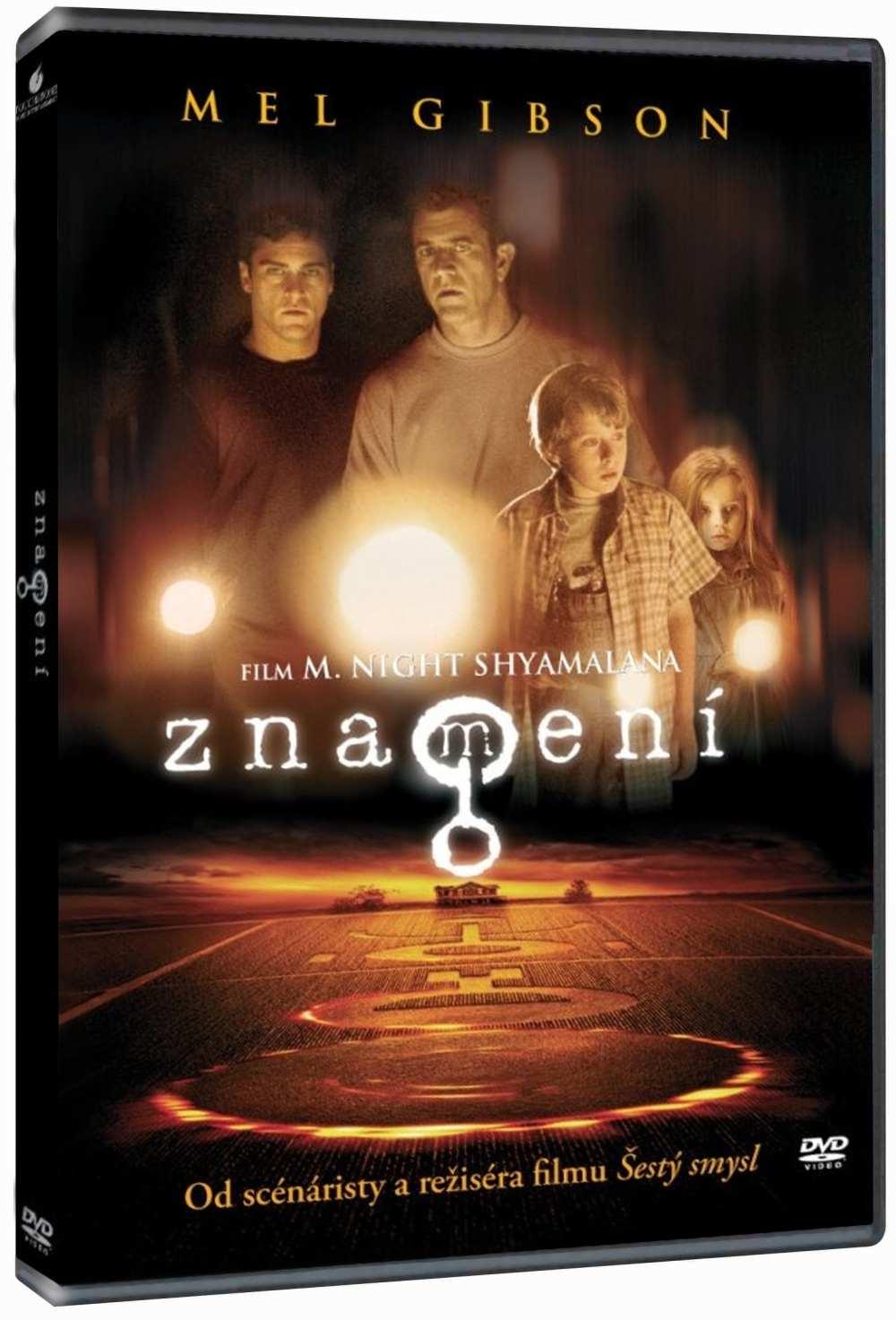 Znamení - DVD