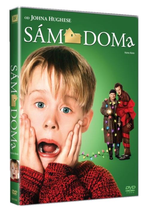Sám doma - DVD