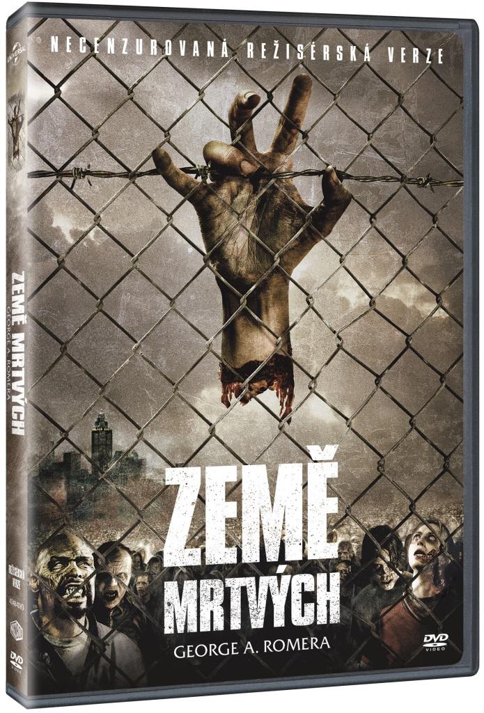 Země mrtvých (Režisérská verze) - DVD
