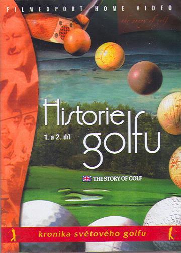HISTORIE GOLFU (1.a 2.díl) - DVD