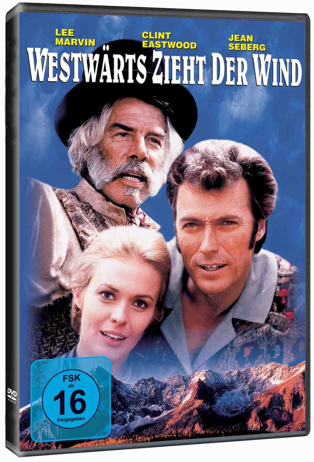 Paint Your Wagon - DVD