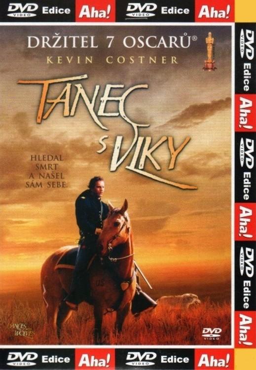 Tanec s vlky - DVD pošetka