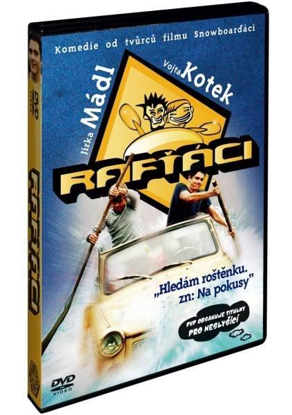 RAFŤÁCI - DVD