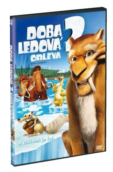 Doba ledová 2: Obleva - DVD