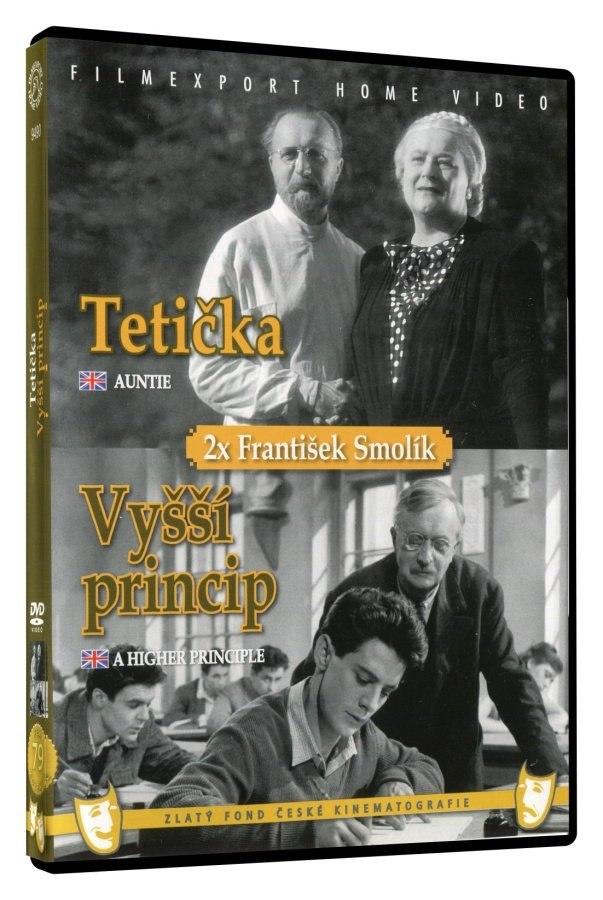 TETIČKA / VYŠŠÍ PRINCIP - DVD