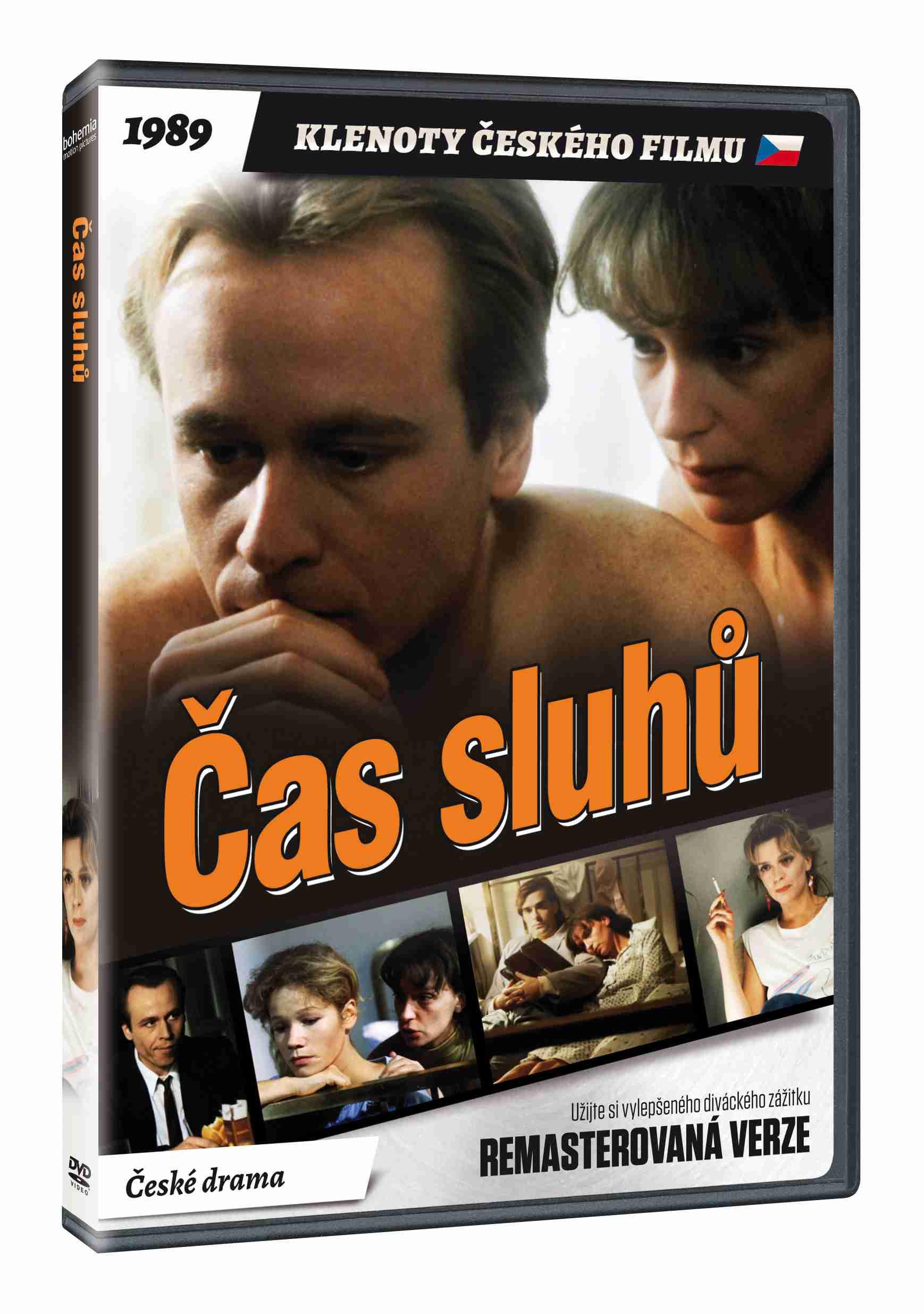 Čas sluhů - DVD (remasterovaná verze)