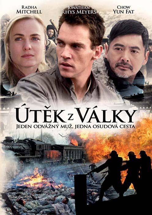 ÚTĚK Z VÁLKY - DVD