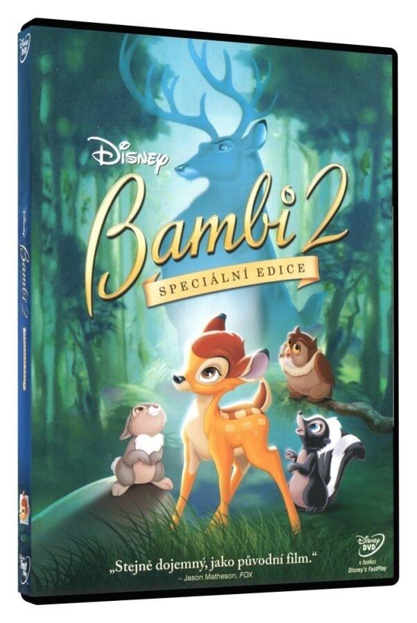 BAMBI 2 - DVD