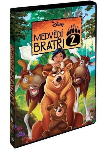 MEDVĚDÍ BRATŘI 2 - DVD