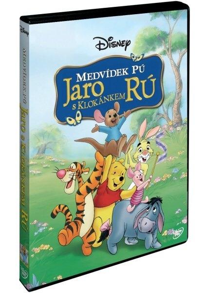 MEDVÍDEK PÚ - JARO S KLOKÁNKEM RÚ - DVD