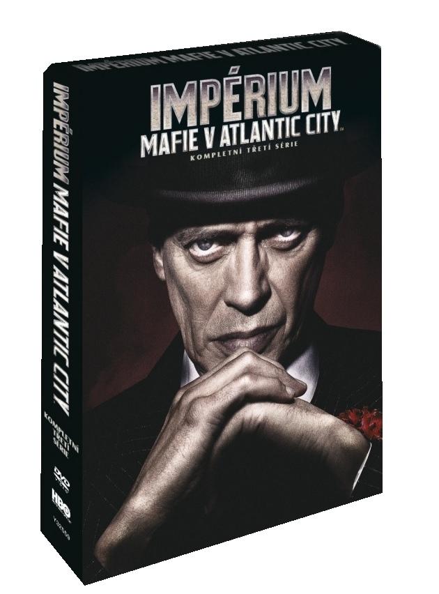 IMPÉRIUM: MAFIE V ATLANTIC CITY - 3. SÉRIE (5 DVD) - DVD bez CZ