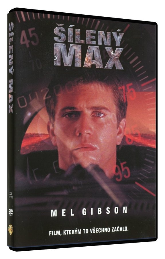 Šílený Max - DVD