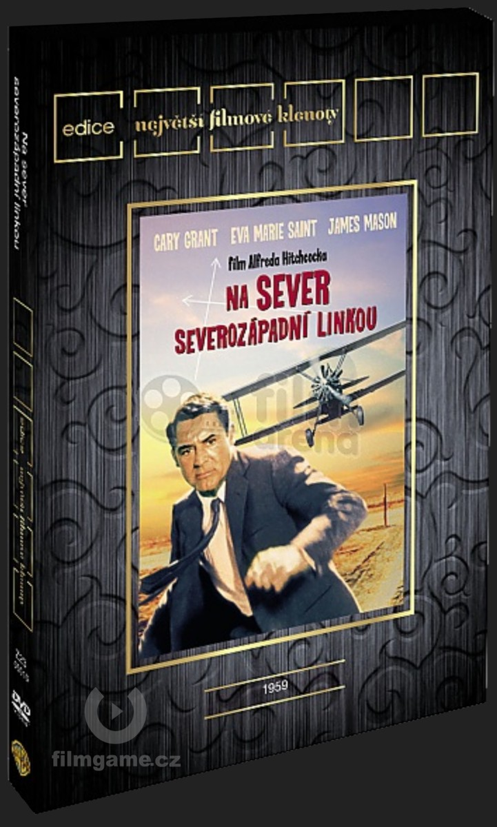 NA SEVER SEVEROZÁPADNÍ LINKOU - DVD