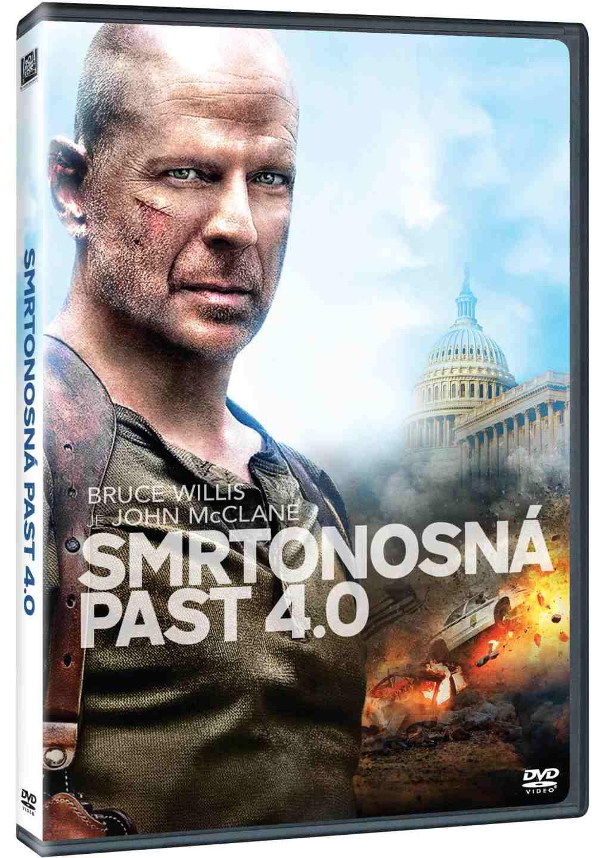 SMRTONOSNÁ PAST 4.0 - DVD