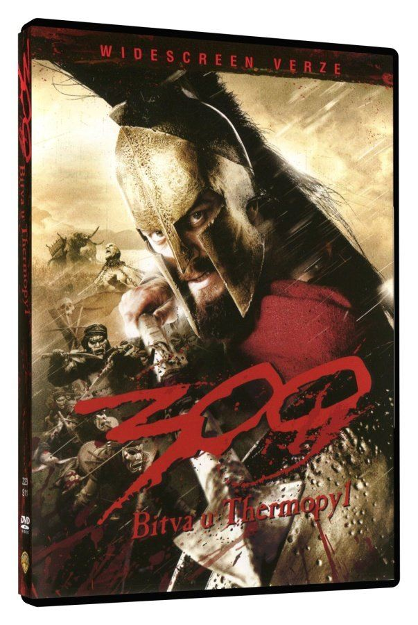 300: BITVA U THERMOPYL - DVD