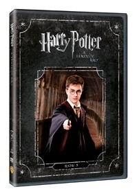 HARRY POTTER 5 A FÉNIXŮV ŘÁD - DVD