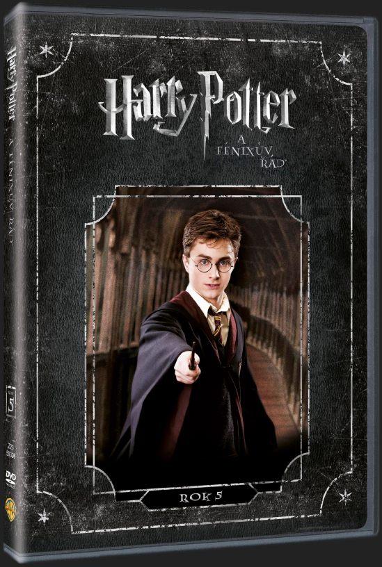 HARRY POTTER 5 A FÉNIXŮV ŘÁD - DVD