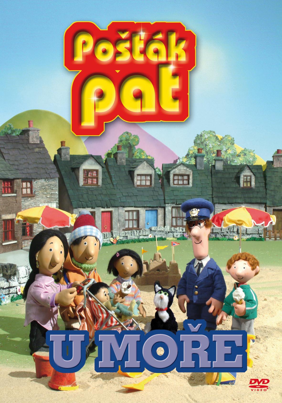POŠŤÁK PAT 4 - U MOŘE - DVD