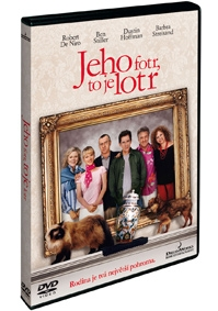 JEHO FOTR, TO JE LOTR - DVD