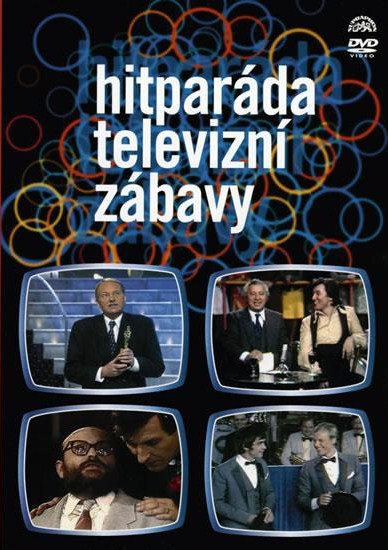HITPARÁDA TELEVIZNÍ ZÁBAVY - DVD