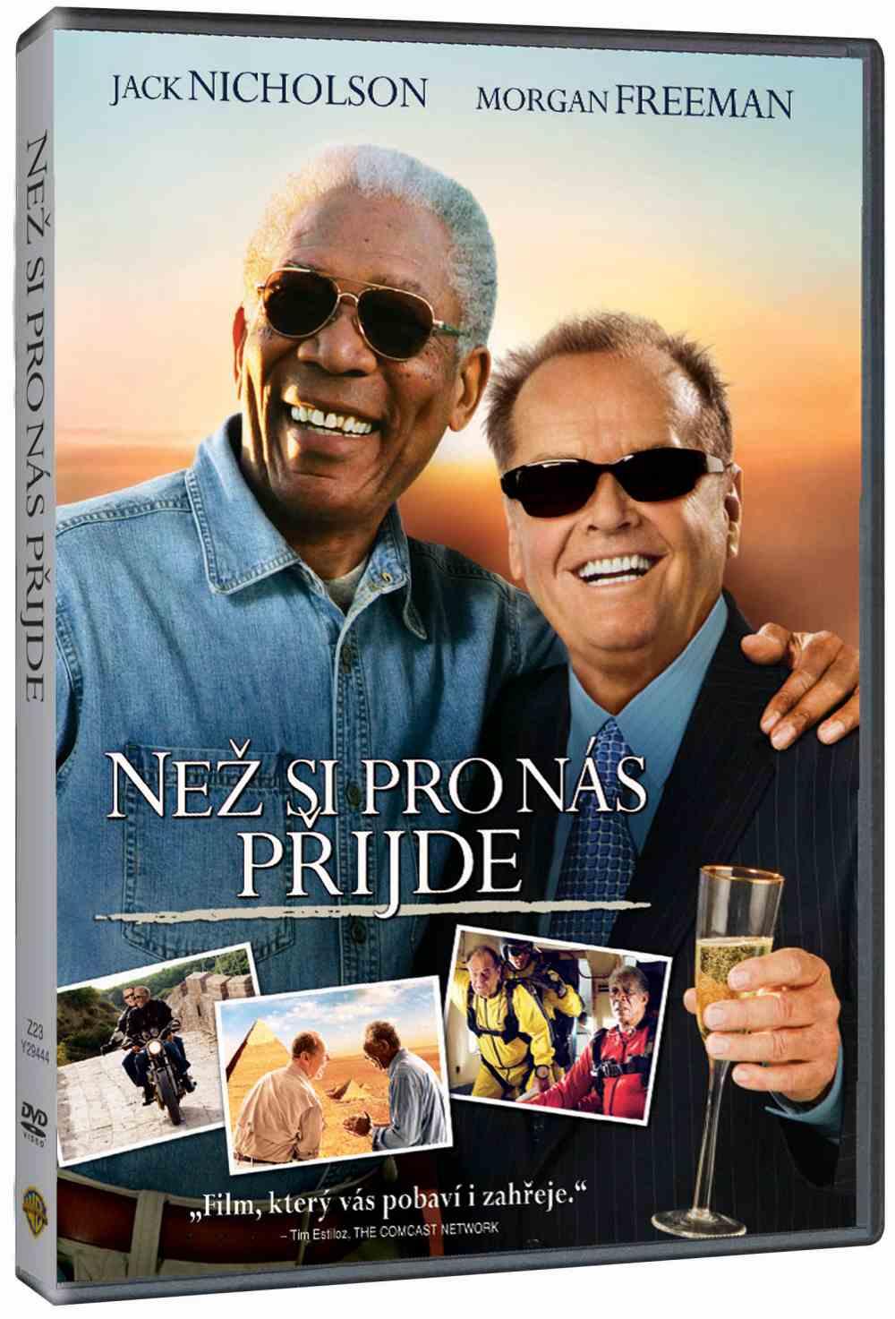 NEŽ SI PRO NÁS PŘIJDE - DVD