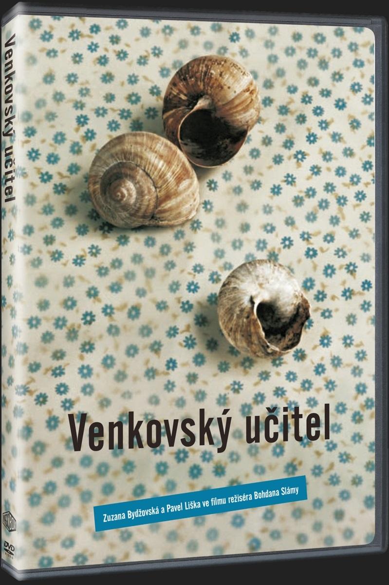 VENKOVSKÝ UČITEL - DVD