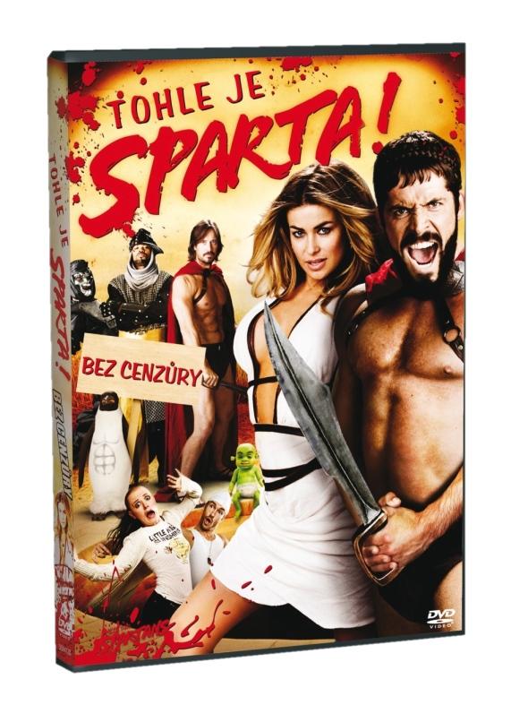 TOHLE JE SPARTA! - DVD