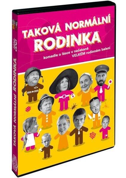 TAKOVÁ NORMÁLNÍ RODINKA - DVD