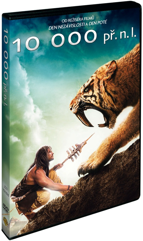 10 000 př. n. l. - DVD