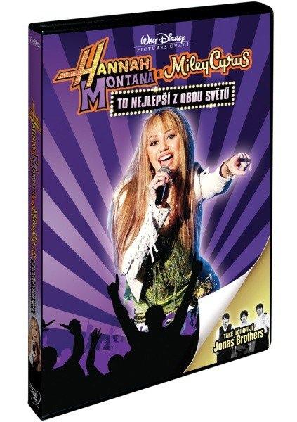Hannah Montana / To nejlepší z obou světů - DVD