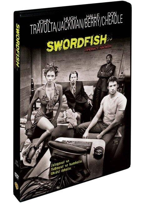 SWORDFISH: OPERACE HACKER - DVD