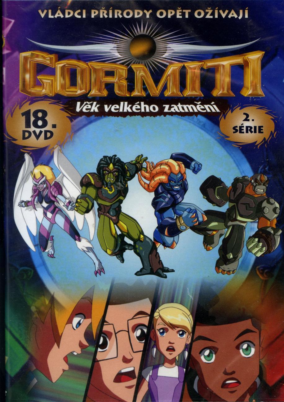 GORMITI 18 - DVD