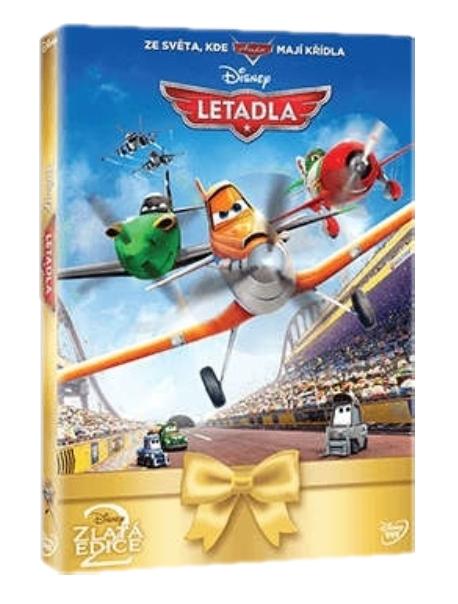 LETADLA - DVD + 1DVD zdarma
