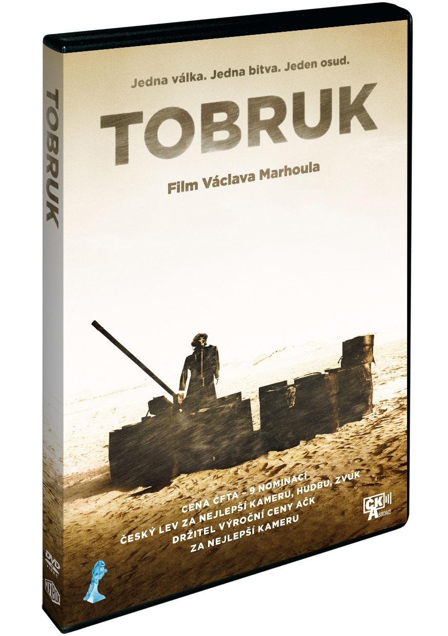 TOBRUK - DVD