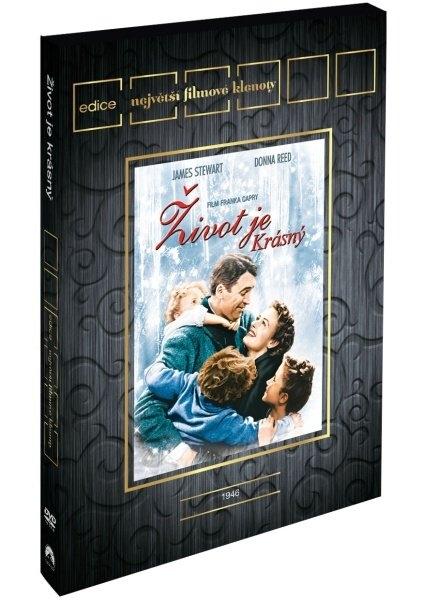 ŽIVOT JE KRÁSNÝ (1946) - DVD