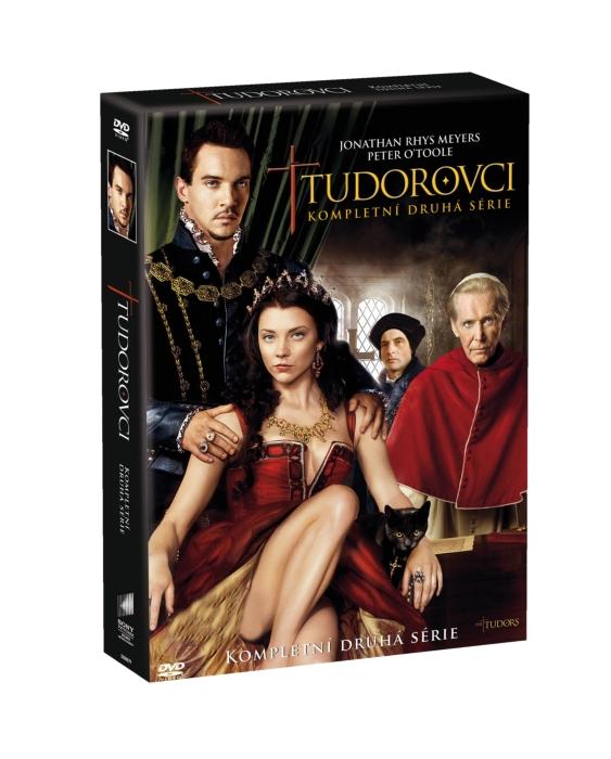 TUDOROVCI 2.SÉRIE - DVD