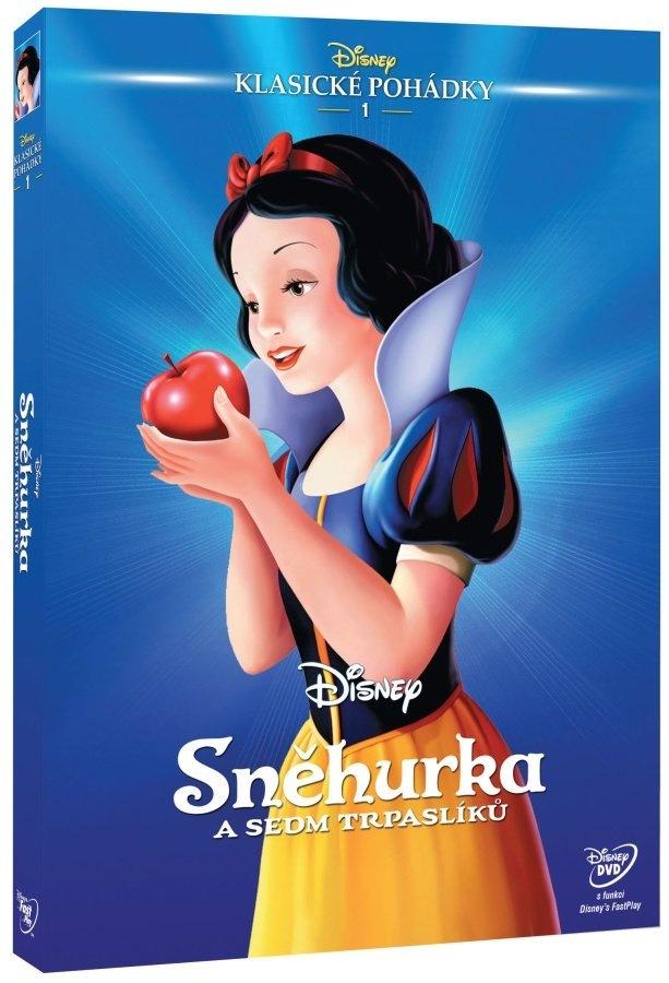 SNĚHURKA A SEDM TRPASLÍKŮ - DVD