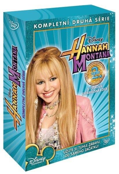 Hannah Montana - 2. série - DVD