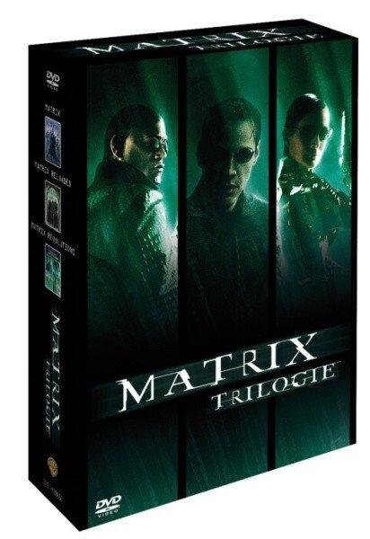 MATRIX TRILOGIE - 3 DVD