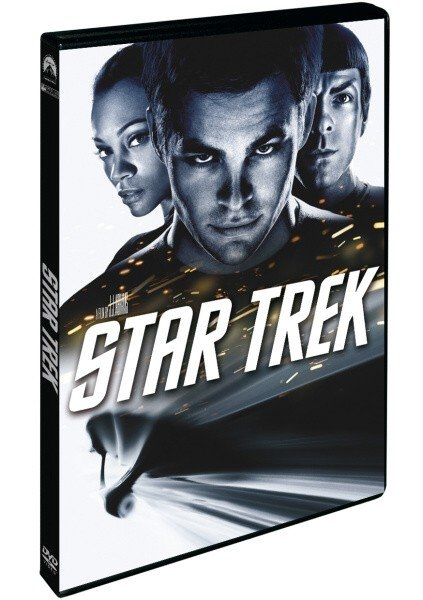 STAR TREK (2009) - DVD