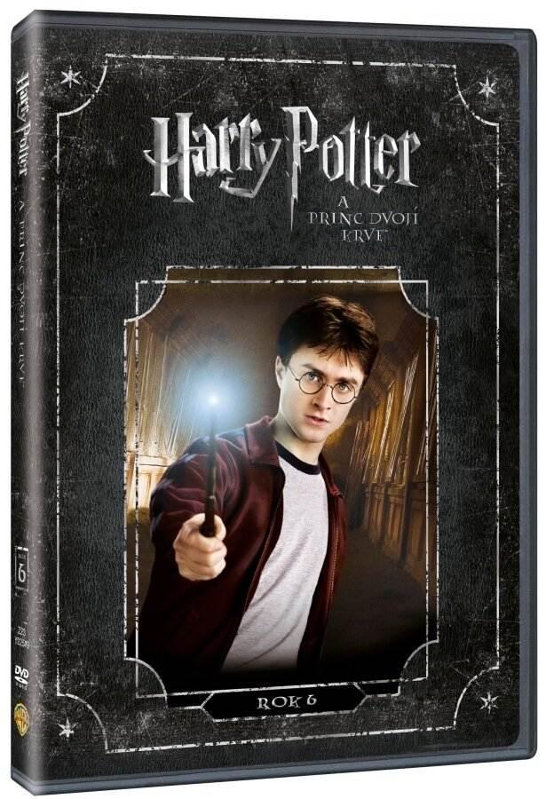 HARRY POTTER 6 A PRINC DVOJÍ KRVE - DVD