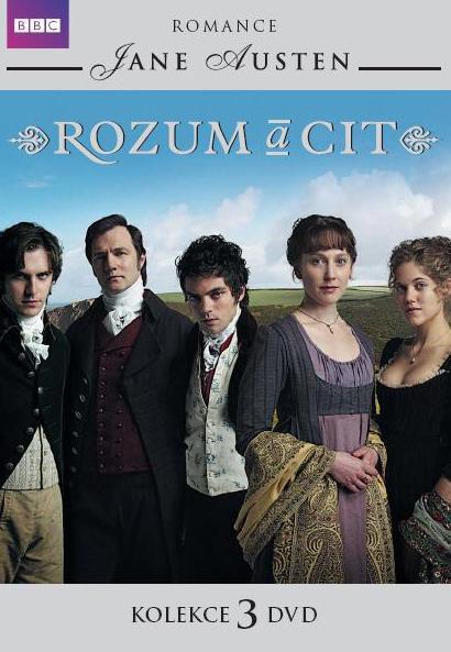 ROZUM A CIT - 3 DVD